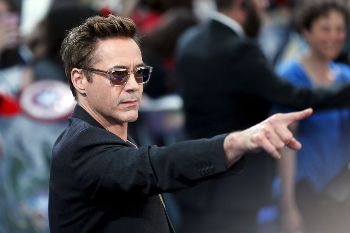 Robert Downey Jr, ator (Reuters/Stefan Wermuth)