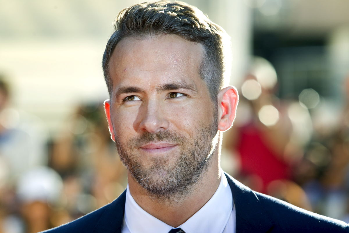Ryan Reynolds, ator (Reuters/Fred Thornhill)