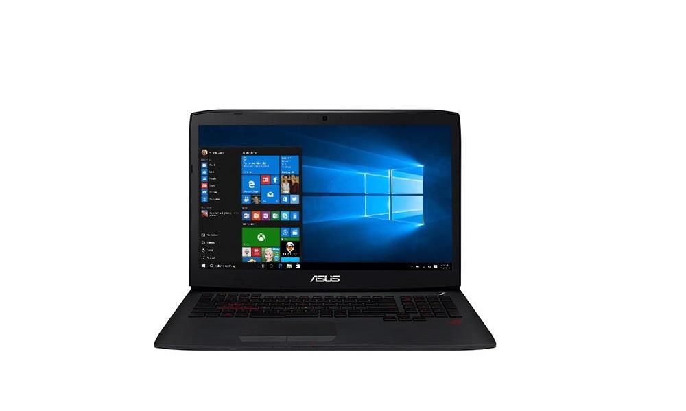 7. O Asus ROG G751JT é um portátil de gaming imbatível que vem equipado com um processador Intel Core i7 e gráficos NVIDIA GeForce GTX, com possibilidade de overclocking. Inclui ainda a tecnologia TurboMaster para um overclock mais estável do GPU. Preço: 2.499€