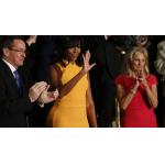 Michelle Obama: sete anos de elegância na Casa Branca