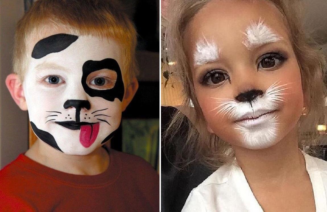 ideias para pintar a cara e ir para o carnaval
