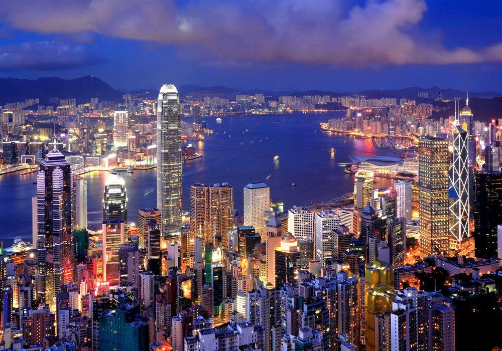 3. Hong Kong