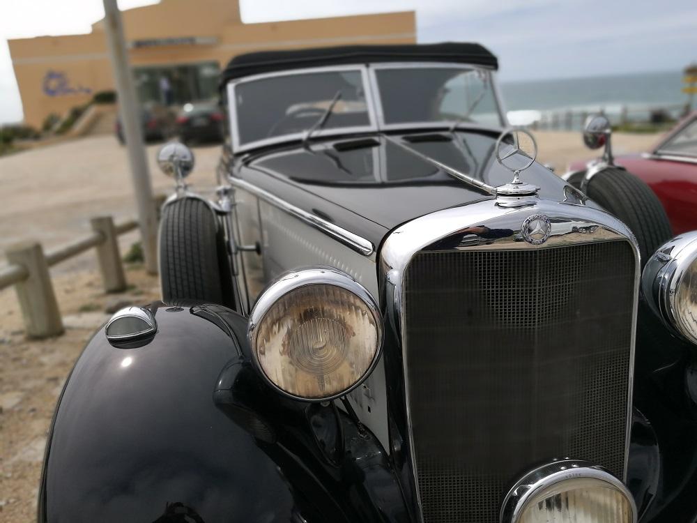Mercedes-Benz antigo