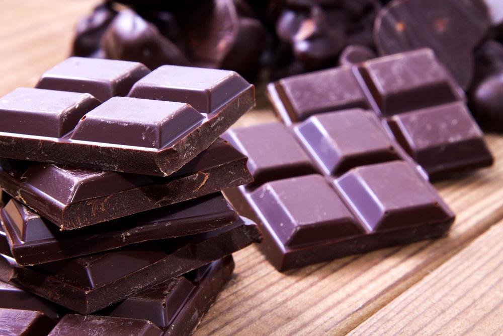 O chocolate é doce e bastante viciante porque funciona como saciante.