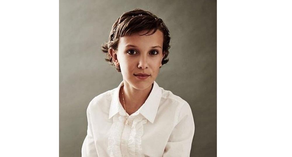 A atriz tem 12 anos