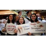 As mulheres que apoiam Donald Trump