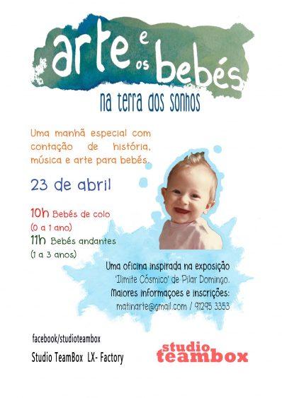 Arte e os bebés
