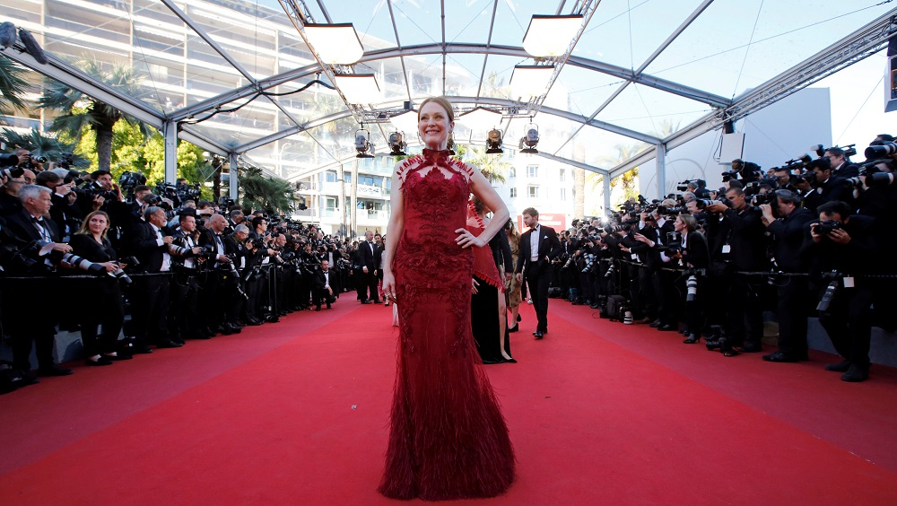 70th Cannes Film Festival – Opening ceremony – Red Carpet Arrivals