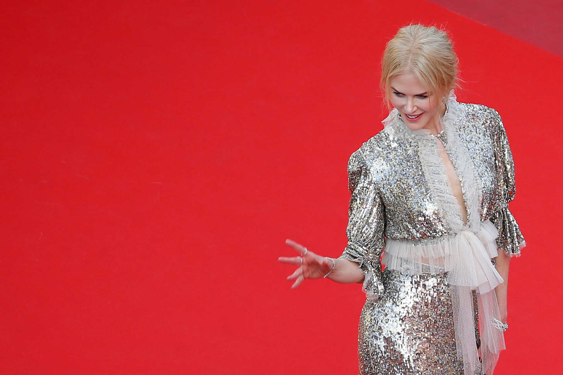 70th Cannes Film Festival – Screening of the film How to Talk to Girls at Parties out of competition – Red Carpet