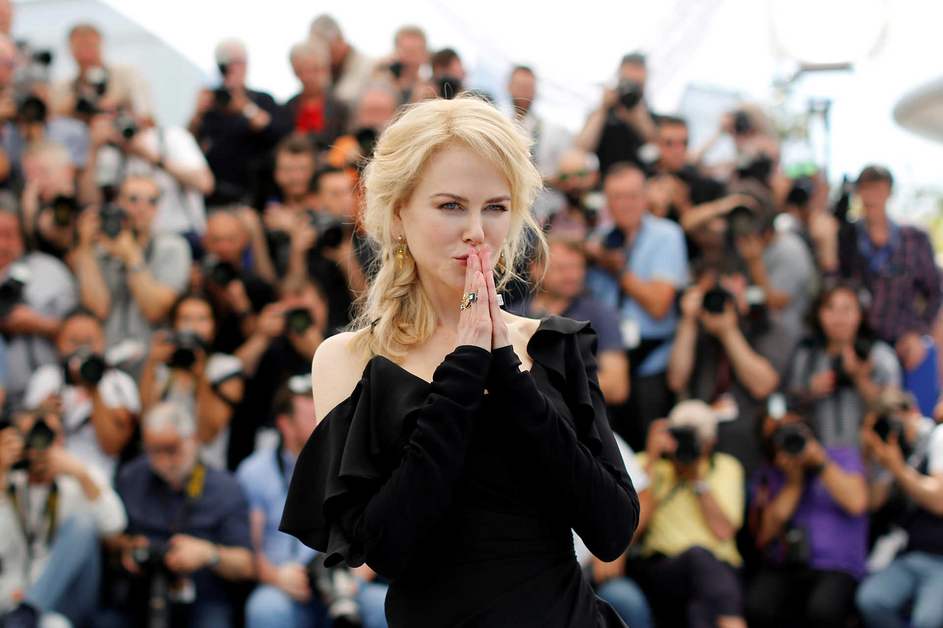 70th Cannes Film Festival – Photocall for the TV series Top of the Lake : China Girl presented as part of 70th Anniversary Events