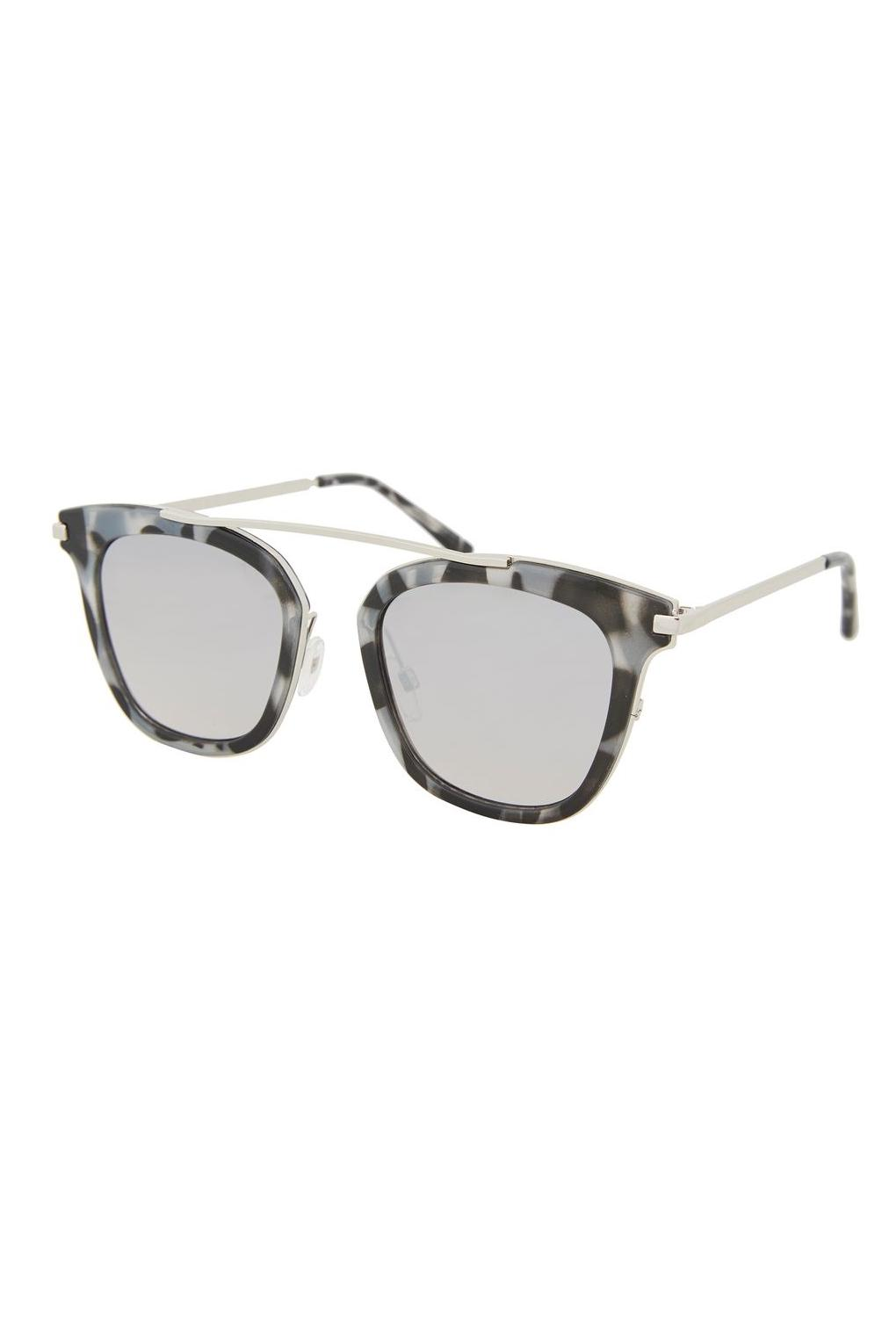 WEBB Brow Bar Square Sunglasses_top shop_27,40
