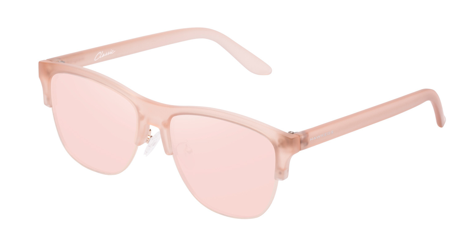 Frozen Nude Rose Gold Classic Flat, €30