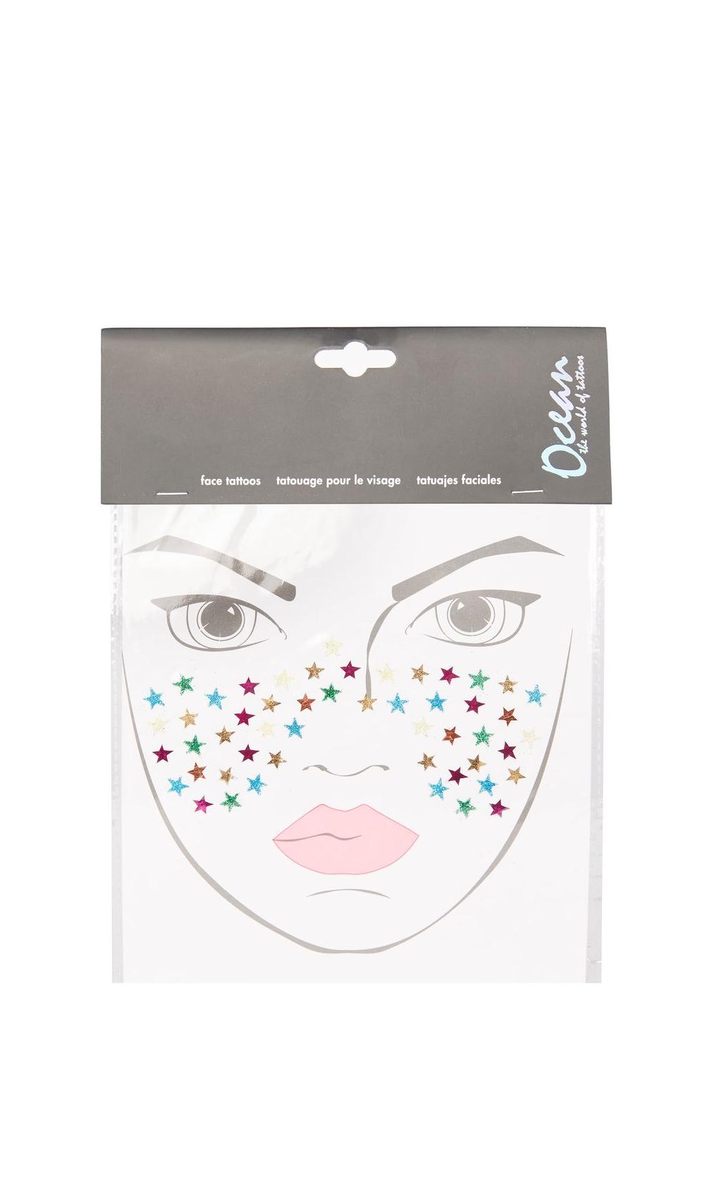 Star Freckle Face Stickers, Top Shop, €4,50