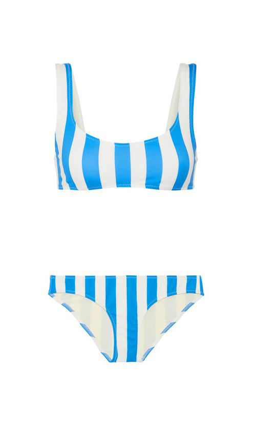 Biquini Solid and Striped, Net-a-porter, €185