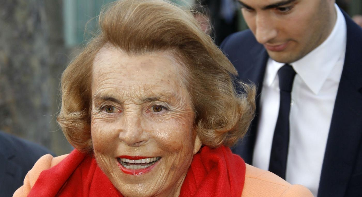 0 Liliane Bettencourt