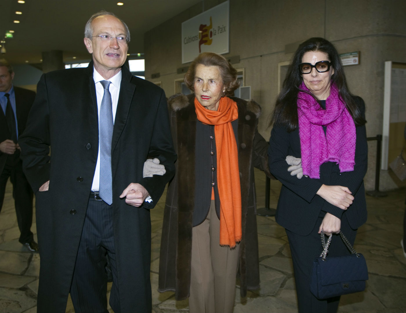 1 Liliane Bettencourt