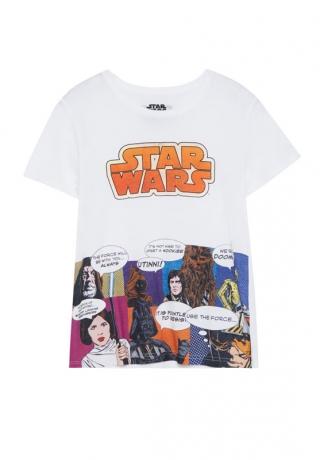T-shirt Star Wars comic, Pull and Bear, €12,99