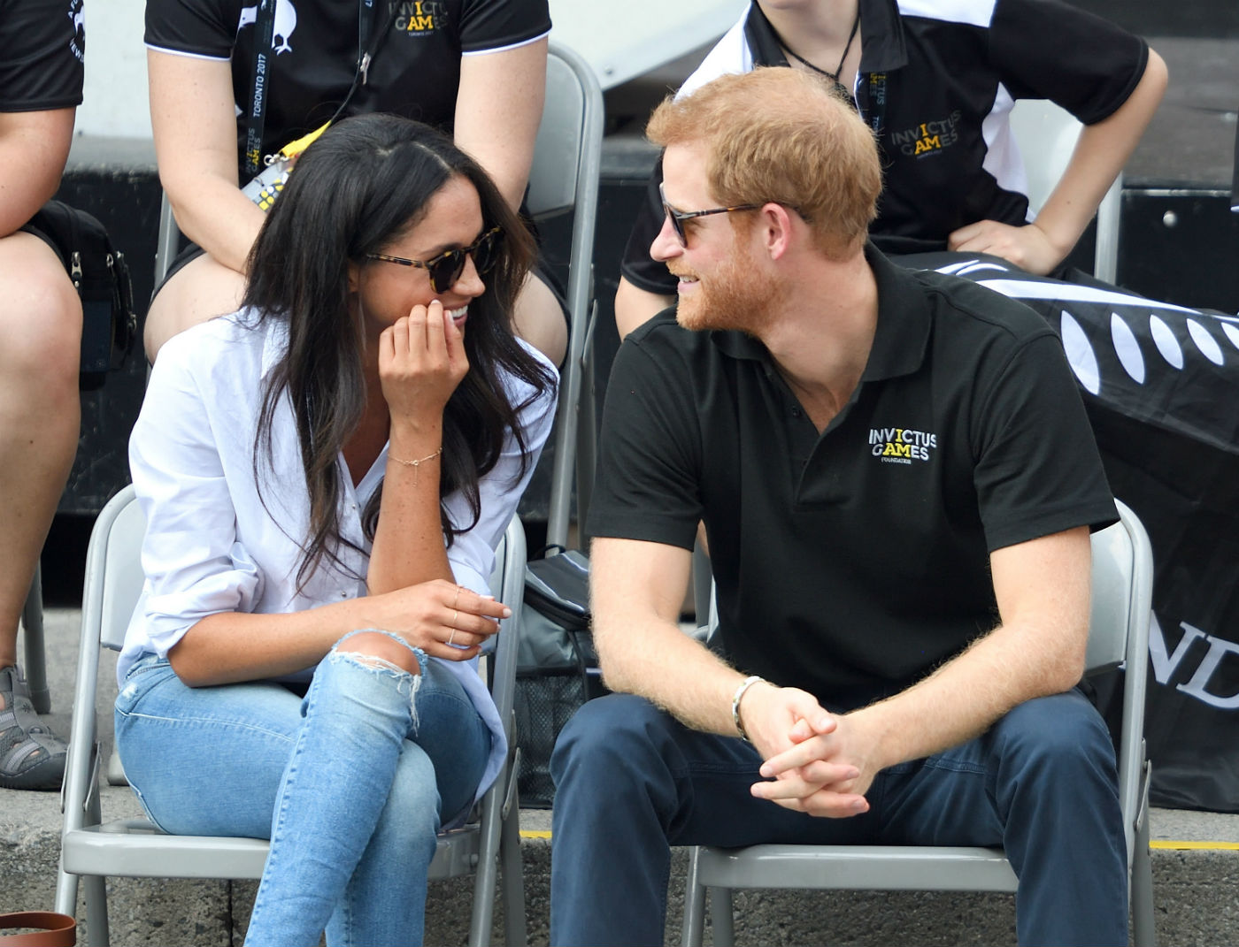 16 Harry e Meghan Markle